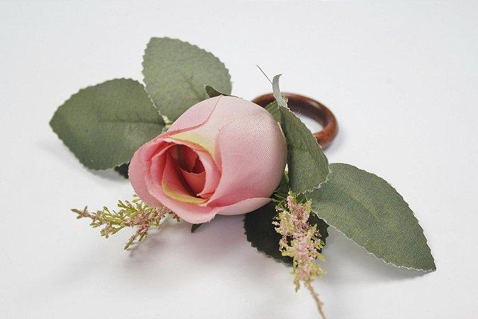 Porta Guardanapo de Rosa