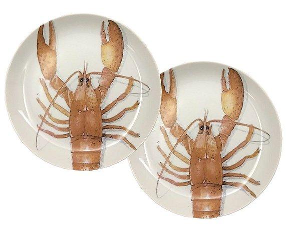 Duo prato sobremesa lagosta exclusivo Kasa 57