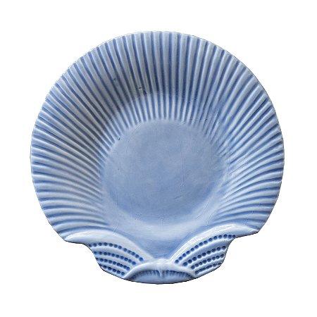 Prato raso Shell Azul
