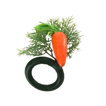 Porta guardanapo cenoura (cj com 2)