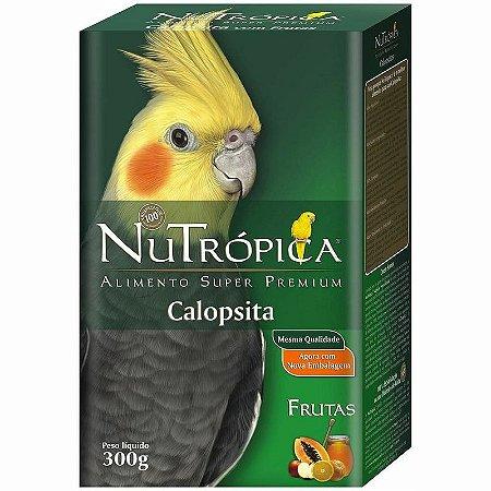 NUTRÓPICA FRUTAS CALOPSITA - 300gr