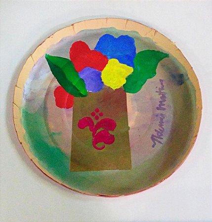 Quadro Vaso de Flor