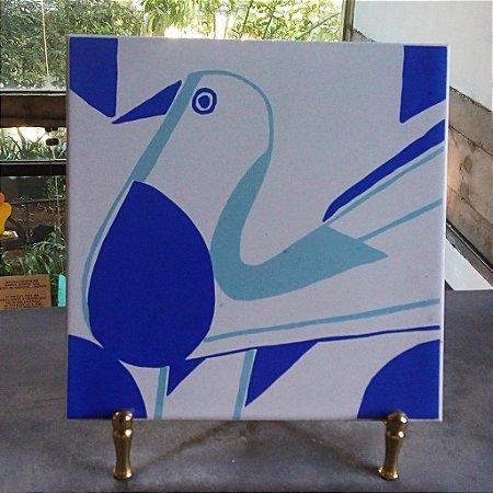 Azulejo - Pássaro
