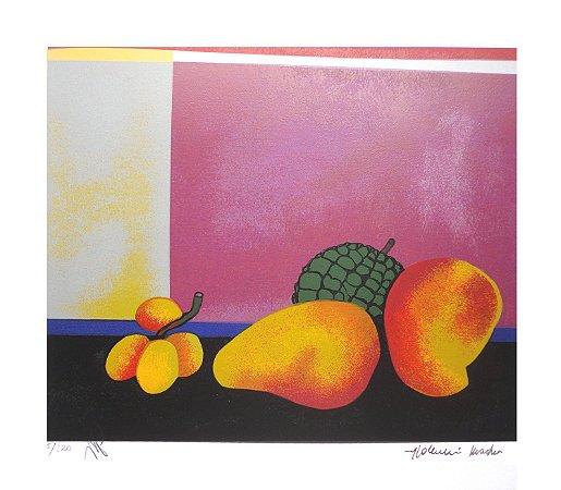 Gravura Frutas