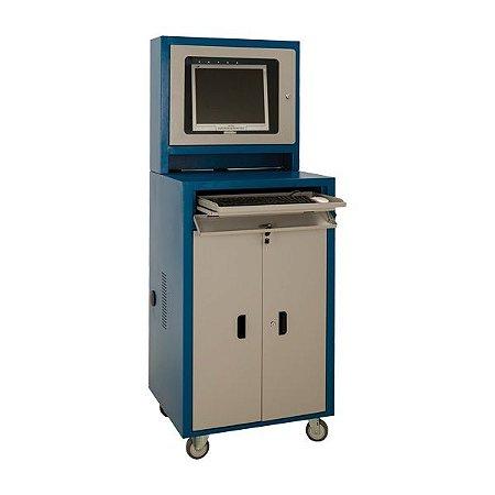 Rack Industrial Para Computador Para Monitor LCD RPCV-05 CMB