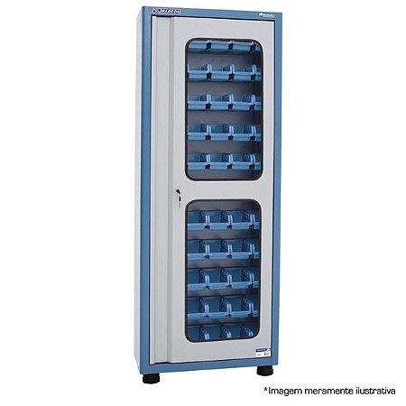 Armário industrial compacto porta componentes e caixa BIN AM-47 MARCON
