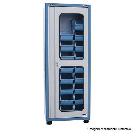 Armário industrial compacto porta componentes para caixas n.7 AM-49 MARCON