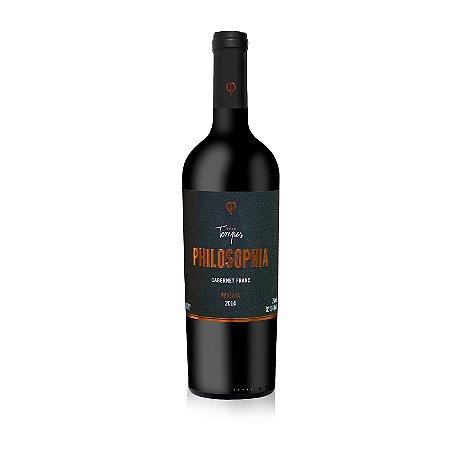 Vinho Tempos Philophia Reserva Cabernet Franc