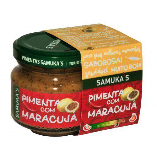 Pimenta com Maracujá