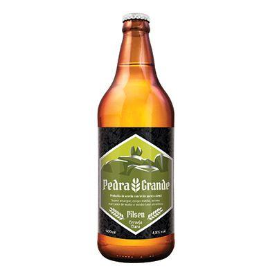 Cerveja Pedra Grande Pilsen