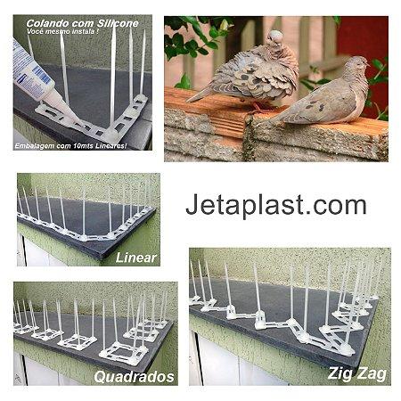 Espículas Anti-Pombos Jetaplast - 10 metros lineares
