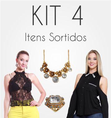 Kit de Itens Sortidos