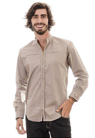 Camisa Com zíper Assinatura Marco Polo