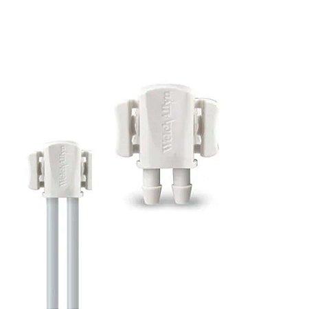 Conector para Braçadeiras Flexiport 2 tubos PORT-2 Welch Allyn