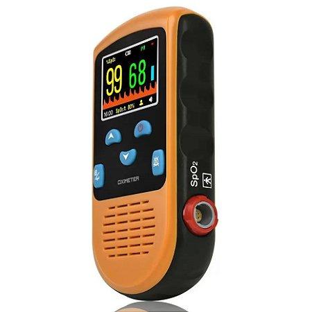 Oxímetro de Pulso Recarregável PC66B Mobil Saúde