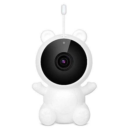 Babá Eletrônica Wifi Peek-a-Boo Multikids Baby