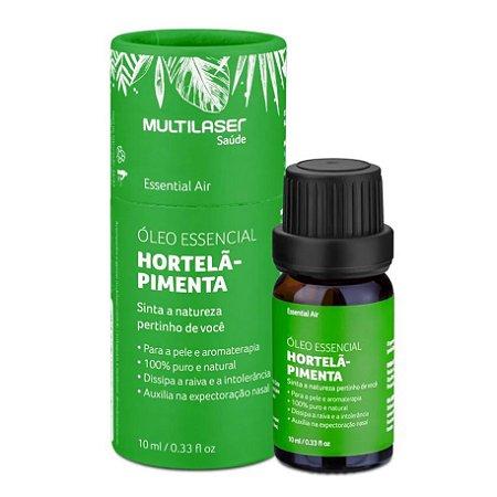 Óleo Essencial de Hortelã-Pimenta - Melhora a Digestão 10mL HC407 Multilaser