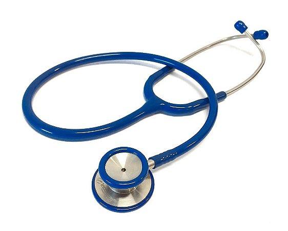 Estetoscópio Clínico Azul Incoterm