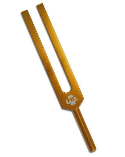 Diapasão médico 512 CPS Amarelo MD