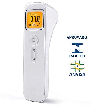 Termômetro Digital de Testa Sem Contato E127 Bioland