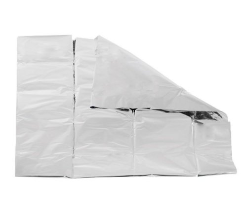 Manta Térmica Aluminizada 2,10x1,40m Resgate