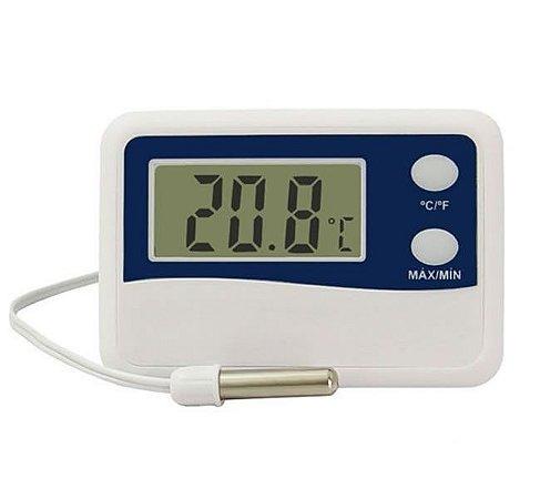 Termômetro Digital Máxima E Mínima 7424 50CM Incoterm