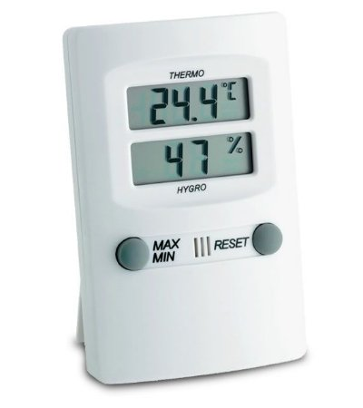TERMO-HIGRÔMETRO DIGITAL MAX. / MIN. 7429 TFA INCOTERM