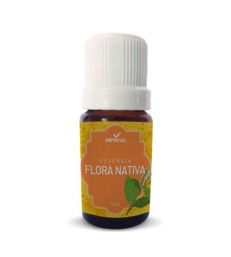 Essência Flora Nativa 10mL Veromed