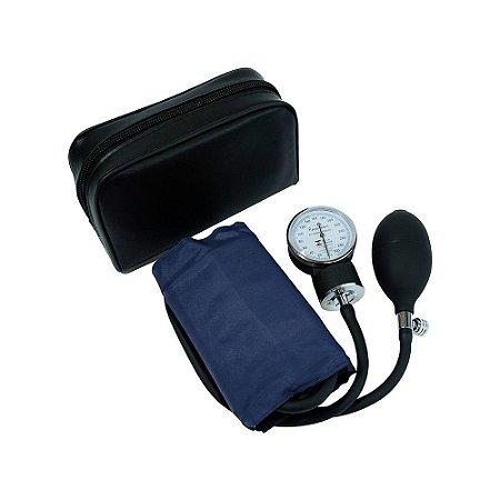 Aparelho De Pressão Adulto Velcro Azul Marinho Premium