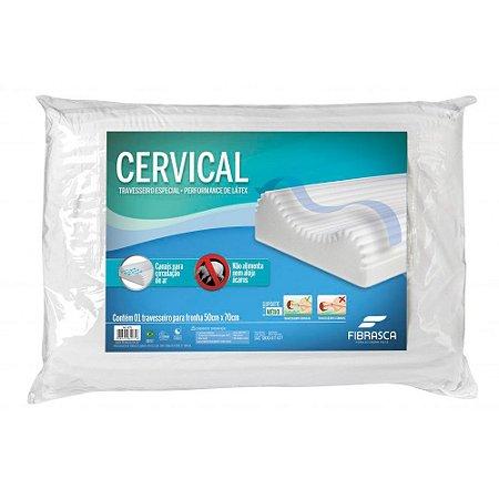 Travesseiro Cervical WC2045 Fibrasca