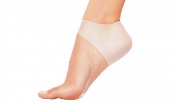 Protetor P/ Calcanhar Revita Skin 6 Em 1 Ortho Pauher