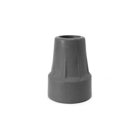 Ponteira P/ Muleta Articulada/Axilar Cinza Unidade Mercur