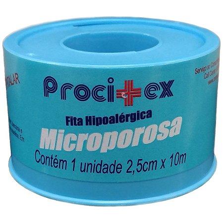 Fita Microporosa Procitex 2,5cm x 10m Cremer