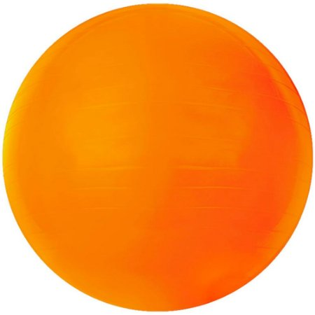 Bola Suiça Gym Ball 45cm Laranja Acte