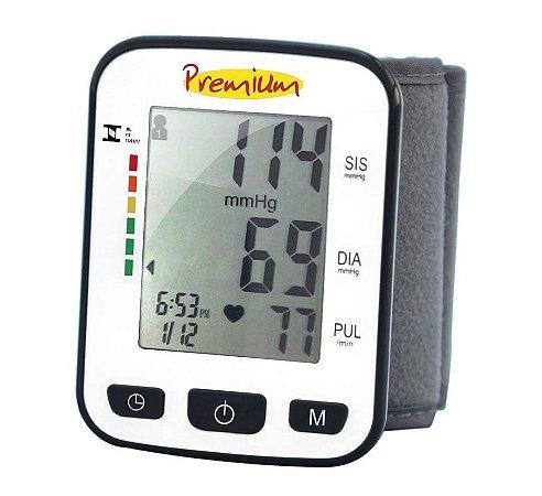 Aparelho De Pressão Digital Automático De Pulso BSP21 Premium