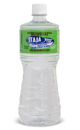 Álcool 70% Saneante 1 Litro Itajá