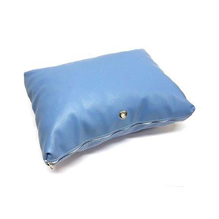 Travesseiro Clínico Pequeno Azul Claro Arktus