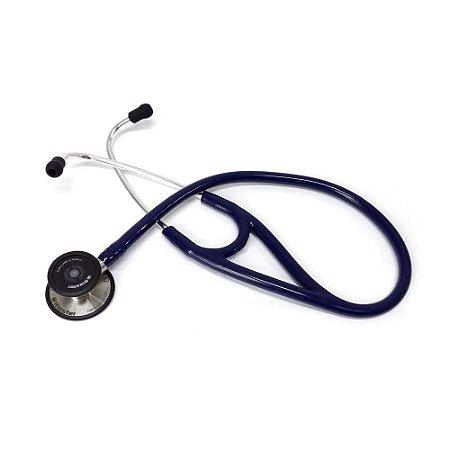 Estetoscópio Cardiológico Cardiophon 2.0 Azul Riester