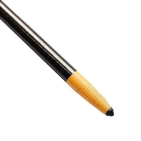 Marcador de Cera Lápis Dermatográfico Preto Pelikan