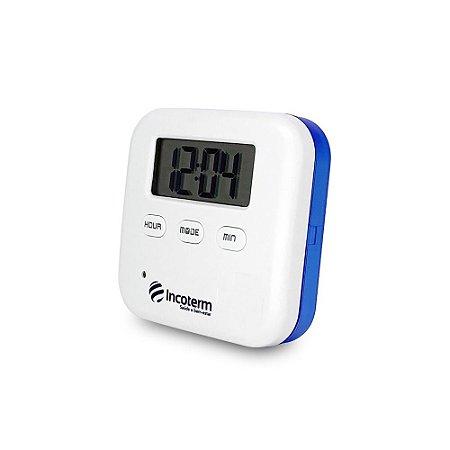 Porta Comprimidos Digital C/ Alarme PCA050 Incoterm