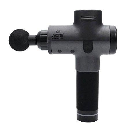 Massageador Profissional Massage Gun Prata R16-P Acte