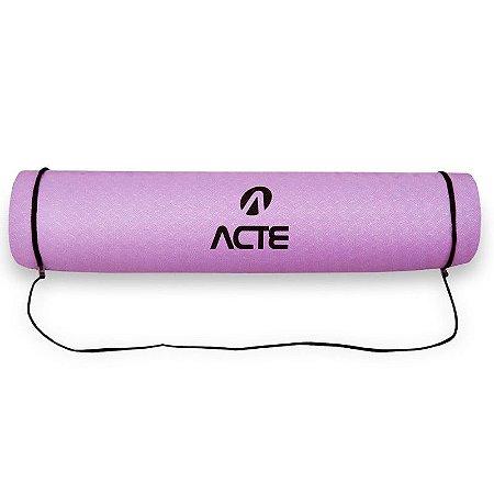 Tapete Yoga Mat Master 182x61cm T137-RX Roxo Acte