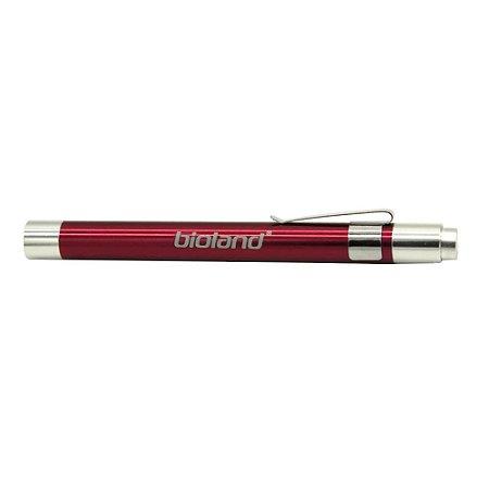 Lanterna LED LT200 Vermelha Bioland