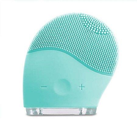 Massageador Escova Sônica Facial Bella HC182 Multilaser Beauty