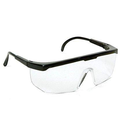 Óculos De Proteção Spectra 2000 Incolor Carbografite