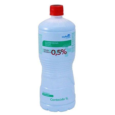 Clorexidina 0,5% 1L Solução Alcoólica Vic Pharma