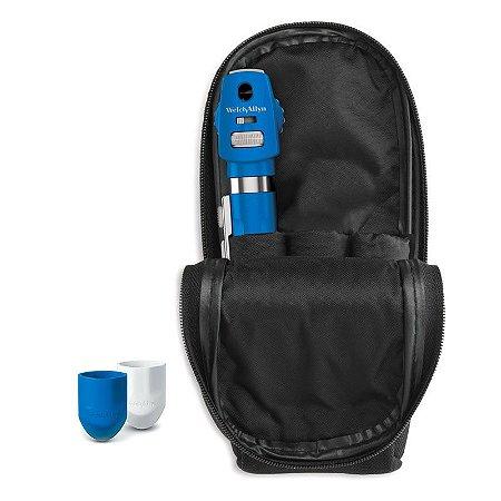 Oftalmoscópio Pocket Plus LED 12880-BLU Azul Welch Allyn