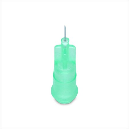 Microagulha 32G 4x0,23mm Ultra-Fina Estéril -UNIDADE- Uniqmed