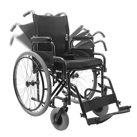 Cadeira De Rodas D400 T46 Dellamed