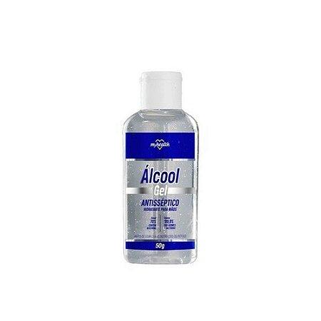 Álcool Gel My Health 50g